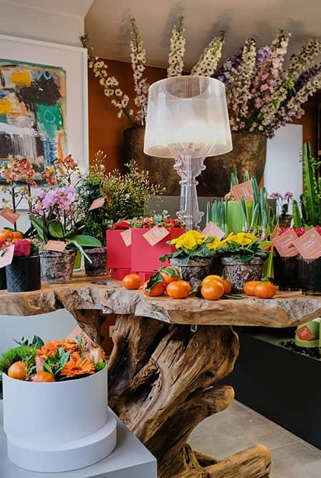 fleurs arnauld delheille bois-de-villers décoration