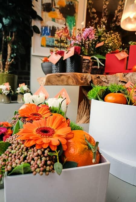 fleurs arnauld delheille bois-de-villers montage florale